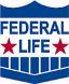 Federal Life Logo